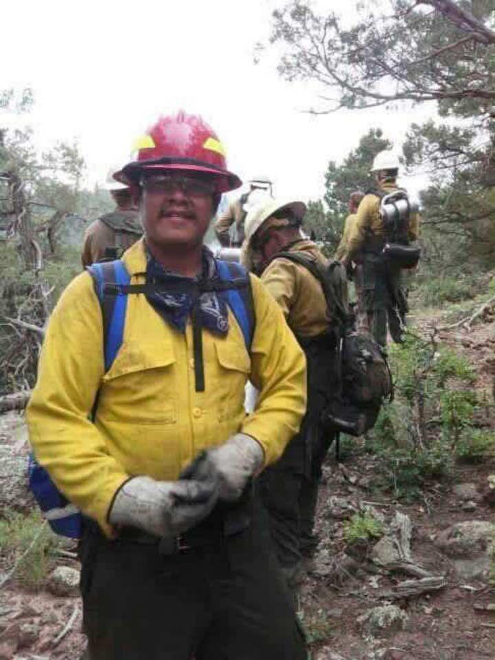 Third U.S. firefighter, Frankie Martin, goes missing in April